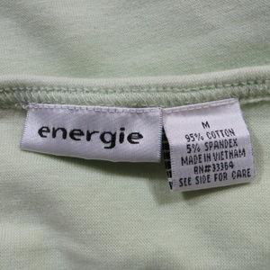 Energie Tops - Energie top Medium sleevless tie halter shelf bra